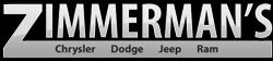 Zimmerman Chrysler Dodge Jeep Ram Truck